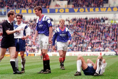 It's just as well Twitter was not around in Duncan Ferguson's time as Rangers push for social media reform