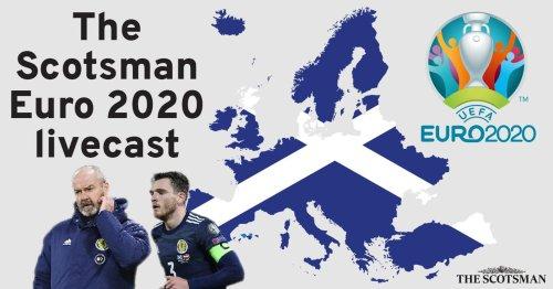 The Scotsman hosts Euro 2020 livestream for Scotland v Croatia