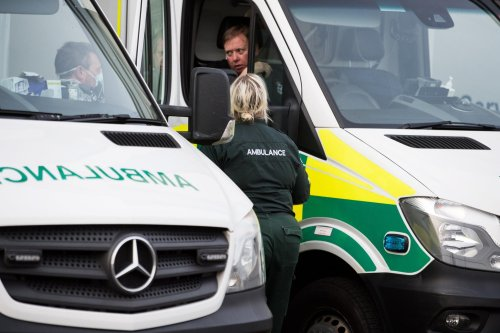 Covid Scotland: Ambulance waiting times will 'worsen across Scotland' without investment