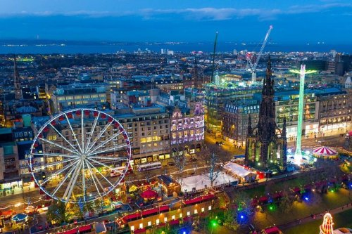 Underbelly reveals Christmas festival expansion plans for Princes Street Gardens