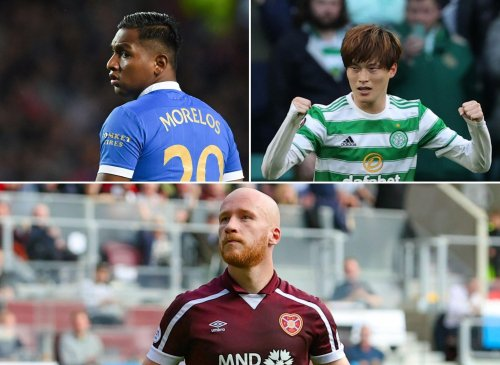 Here are the 10 best strikers in the Scottish Premiership - according to the stats