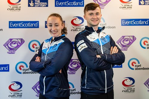 Scotland's curlers make winning start at World Mixed Doubles Championship