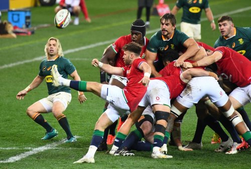 Lions Tour 2021: How Ali Price overcame nerves to win the biggest game of his career
