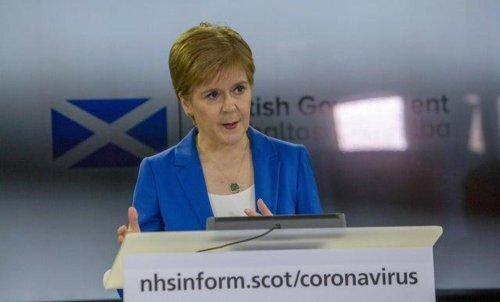 First Minister to give unscheduled covid statement - what time is she speaking? How can you watch?