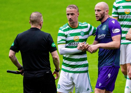 Leigh Griffiths to Hibs latest as Jack Ross discusses transfer link with Celtic striker