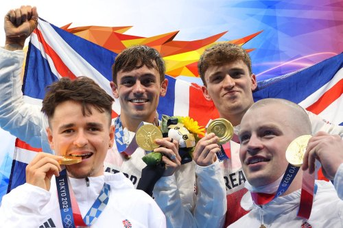 Live Olympics medal table shows gold medals won at Tokyo 2020 - including Team GB's total