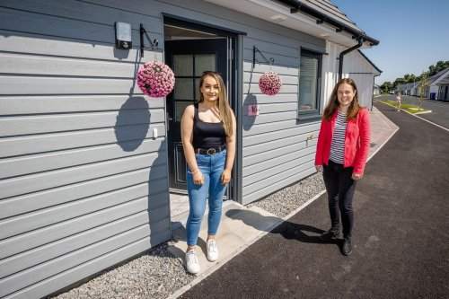Largest affordable housing scheme on Black Isle officially opened