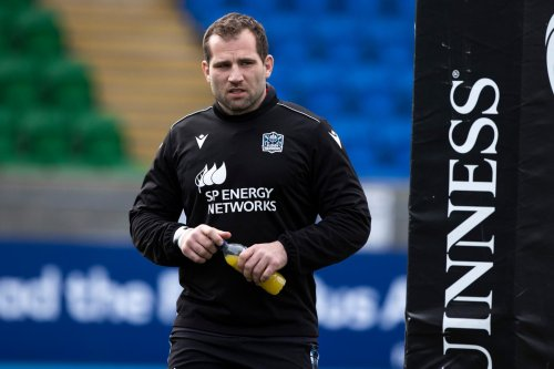 Fraser Brown can still play his way into British & Irish Lions contention says Glasgow Warriors coach Danny Wilson