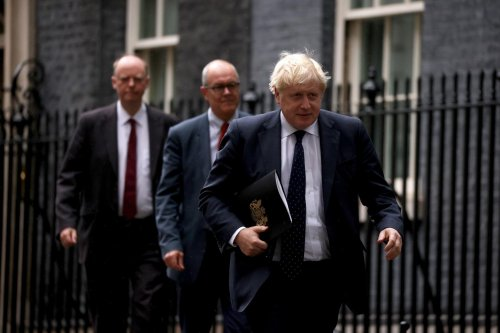Boris Johnson confirms masks, home working and booster jabs all options in Winter Covid Plan