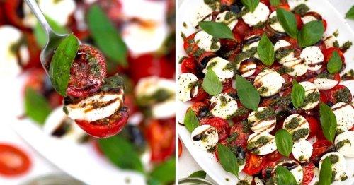 The Best Ever Caprese Salad Recipe
