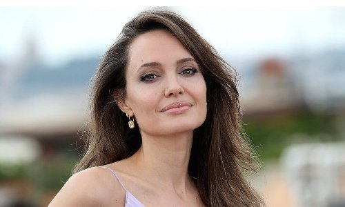 """Angelina Jolie Talks About """"Those Who Wish Me Dead"""" & Finding Strength in Difficult Times"""