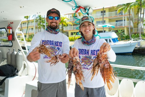 No Room For Invasive Species In The Florida Keys