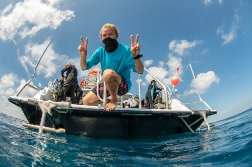 What It's Like to Work as a Dive Guide