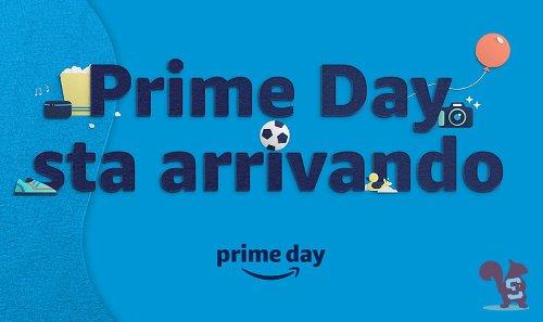 Amazon Prime Day 2021 anticipato: ecco quando si terrà l'iniziativa