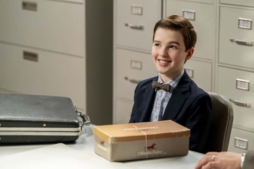 YOUNG SHELDON Season 4 Episode 14 Photos Mitch's Son And The Unconditional Approval Of A Government Agency