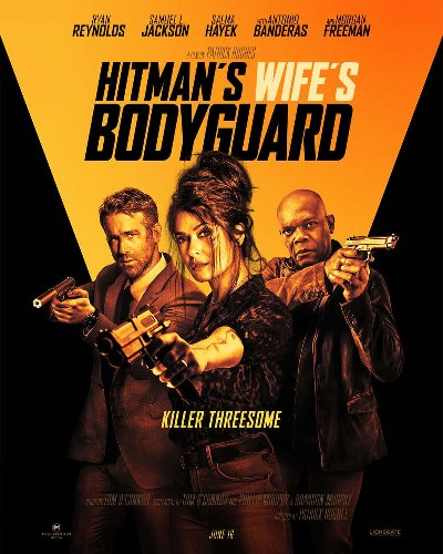 HITMAN'S WIFE'S BODYGUARD Trailer And Poster