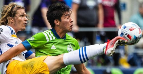 Sounders FC cover image