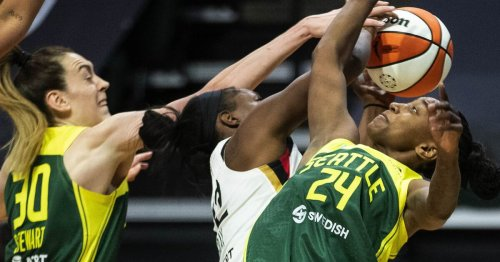 Storm All-Stars and Olympians Jewell Loyd and Breanna Stewart continue to build on decade-long bond
