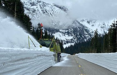 North Cascades Highway to reopen Wednesday