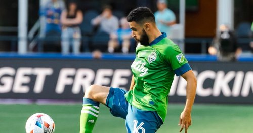Sounders' Alex Roldan back from first international stint, but starting status against San Jose unclear