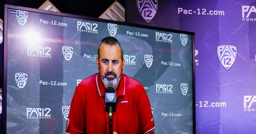 WSU's Nick Rolovich, UW's Jimmy Lake share COVID-19 vaccine thoughts in different ways at Pac-12 media day
