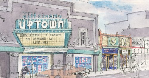 Seattle's Uptown got a new name, but a historic landmark shines on
