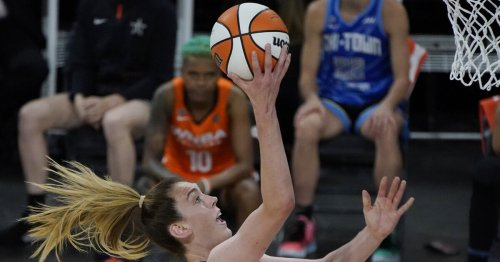 Despite strong game by Breanna Stewart, Team USA loses to Team WNBA in thrilling new-look All-Star game