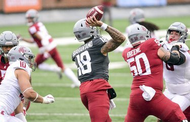 The QB battle is just getting started, and four other things we learned from WSU Cougars spring camp