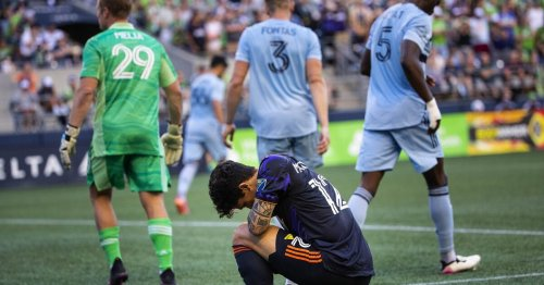 Sounders regain some experience in the lineup, but it doesn't help in loss to Kansas City