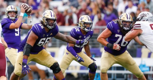 Have the UW Huskies' offensive-line issues been resolved? We'll find out in the Pac-12 opener vs. Cal