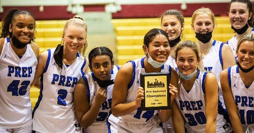 Seattle Prep girls win first Metro League title in 20 years, beating Blanchet