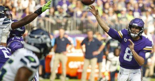 Report card: Bob Condotta grades the Seahawks' 30-17 loss to the Vikings in Week 3