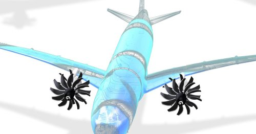 GE and Safran tout new 'open rotor' engine future for sustainable aviation