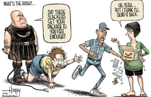 Think Toon by David Horsey