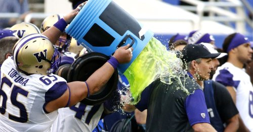 National buzz continues to build as Huskies approach third season of the Chris Petersen era