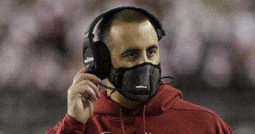 Report: WSU football coach Nick Rolovich fired after refusing to take COVID-19 vaccine