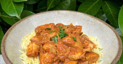 Here's an easy-to-make recipe for delicious Indian butter chicken | Cooking with Sadie