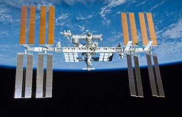 When the International Space Station passes over Seattle this weekend, you'll have plenty of chances to see it