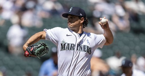 Mariners pitchers adjust to MLB rule change on foreign substances, question timing of change