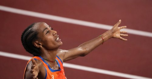 Sifan Hassan running for Olympic history in distance races