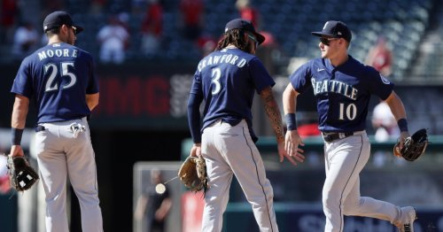 Mariners returned home with smiles after a winning road trip highlighted by series-deciding win in Anaheim