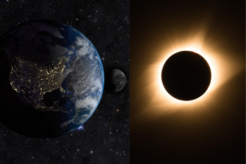 The Moon is Slowly Moving Away From Us! But What's The Reason & How Will it Affect Our Planet?