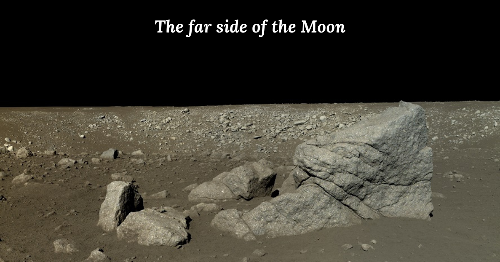 Ever Wondered What Lies On The Far Side of the Moon? Have a Look!