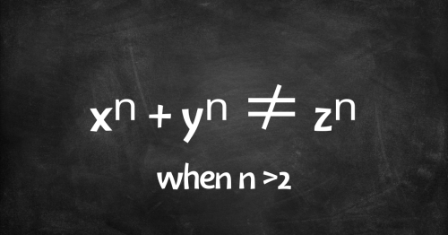 A Mathematical Problem That Took 358 Years For The Mathematicians To Solve.