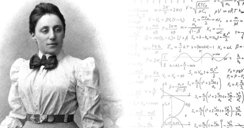 Meet The Woman Who Wrote One of the Most Crucial Mathematical Theorems To Guide Modern Physics.