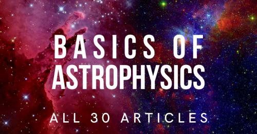Basics of Astrophysics cover image