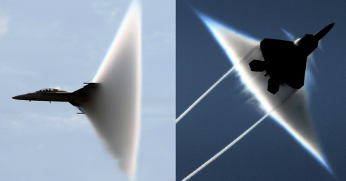 Beyond The Sound Barrier: Understanding The Science Behind Sonic Booms.