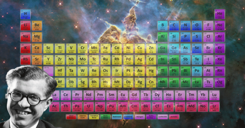 Remembering The Man Who Discovered The Origins of Chemical Elements In The Universe.