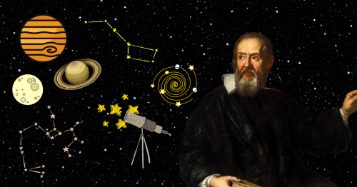 How One Man Turned The Telescope Skywards And Changed The Course of Science