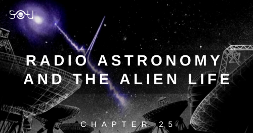Radio Astronomy And The Search For Alien Life